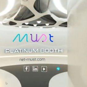Presentation of Must Platform 3D virtual Booths