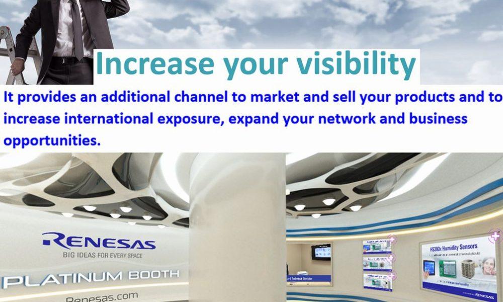 Augmentez votre visibilité